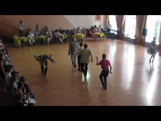 Наш коллективный танец стиляг